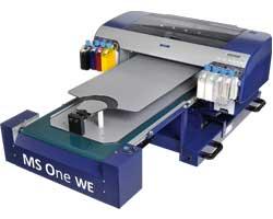 Máquinas de estampagem têxtil