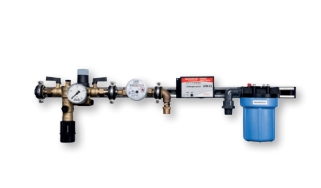 Tratamiento de aguas para calefacción