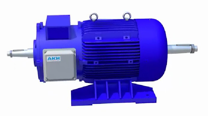 Trifaze akım - Asenkron motorlar