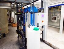 Установки для очистки сточных вод