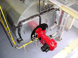 Parní generátory