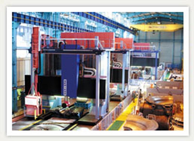 Centros de processamento CNC