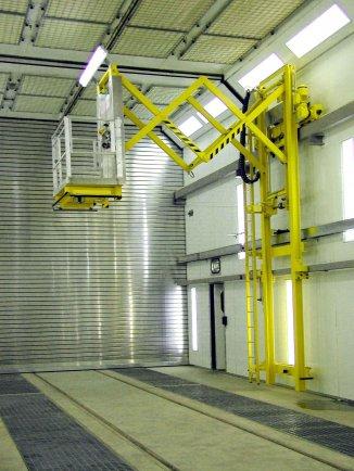 Asansörlü platformlar