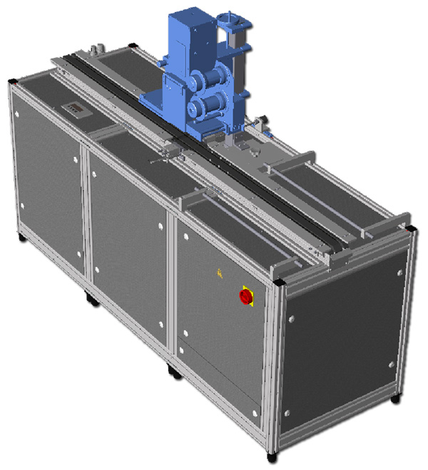 Máquinas de imprimir a tampón