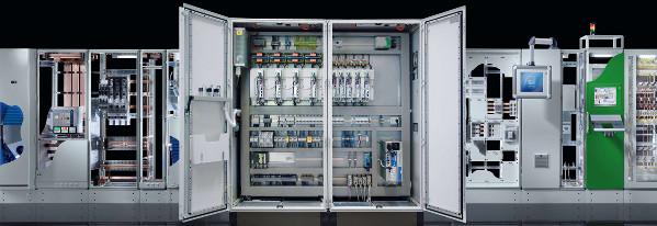 Sistemas de armários de distribuição