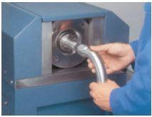 Machines de traitement de tuyaux