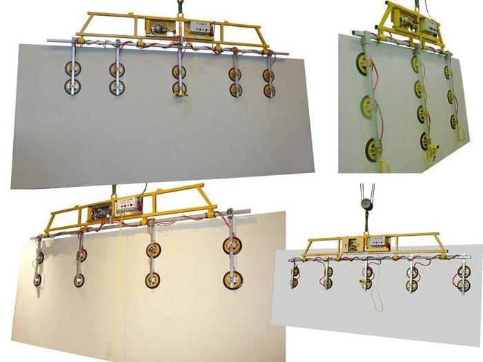Vakuum-Lifter Kombi 7001-B-1000 für Produktion und Werkstatt