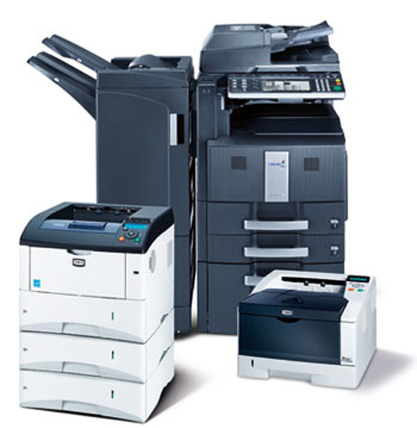 Máquinas de oficina