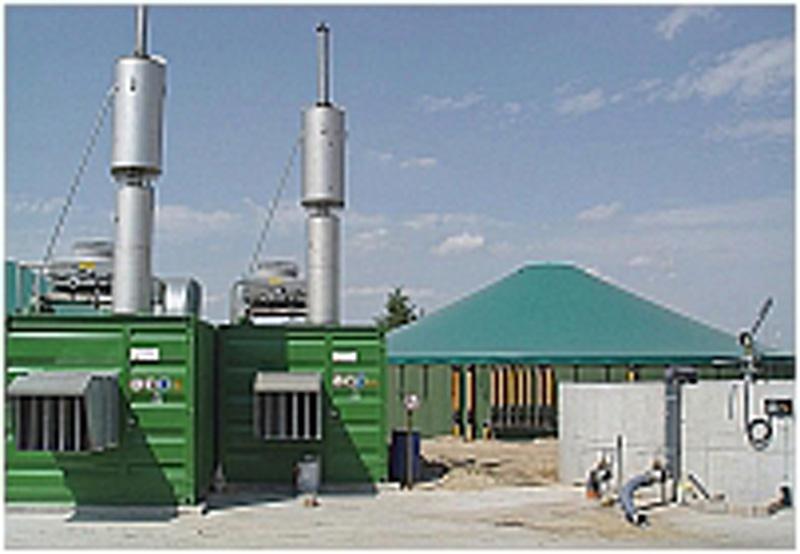 Výroba zařízení pro bioplyn