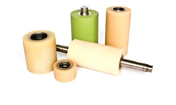 Recubrimiento de cilindros