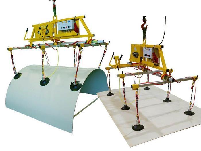 Vakuumhebegerät (Vakuumlifter) Kombi 7001-HG für Produktion und Werkstatt