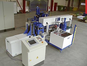 Výroba speciálních strojů