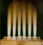 Installations de brûleurs