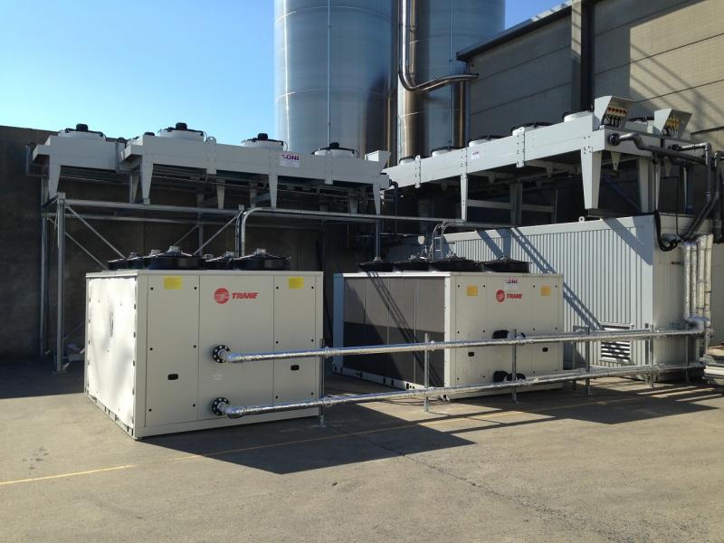 Budowa instalacji klimatyzacyjnych