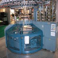 Przemysłowe maszyny dziewiarskie