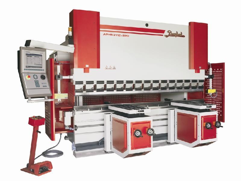 钢板加工机 / Tusch & Richter GmbH & Co KG