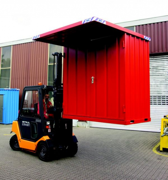 Baucontainer