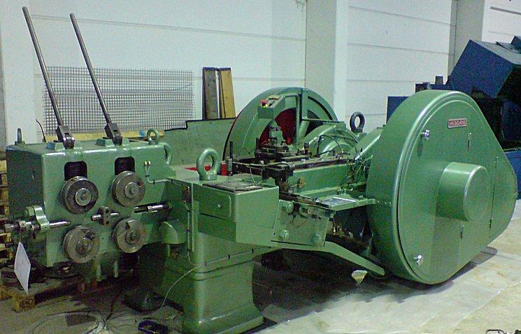 Maszyny do produkcji śrub