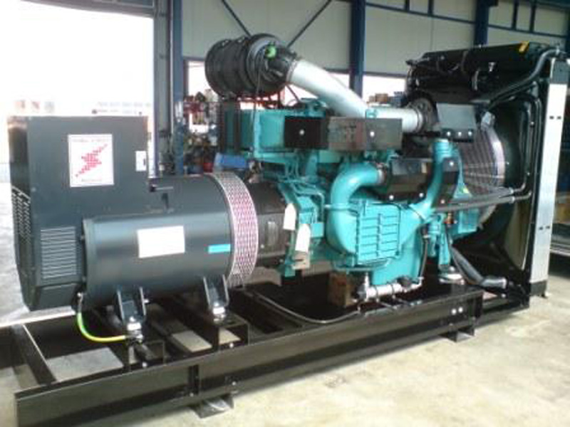 Wytwornice prądu na olej napędowy / Mobil-Strom GmbH