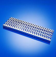 Parrillas de chapa perfilada / ARNO HENTSCHEL GMBH Metallerzeugnisse und Werkzeugbau