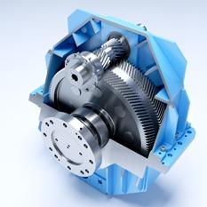 Turbinengetriebe / Eisenbeiss GmbH