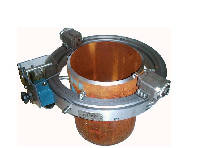 Orbitales Rohrtrennen und Anfasen - TT-LW 406