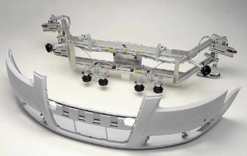 Wyposażenie do robotów przemysłowych