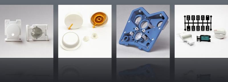 2-Komponenten-Spritzguss