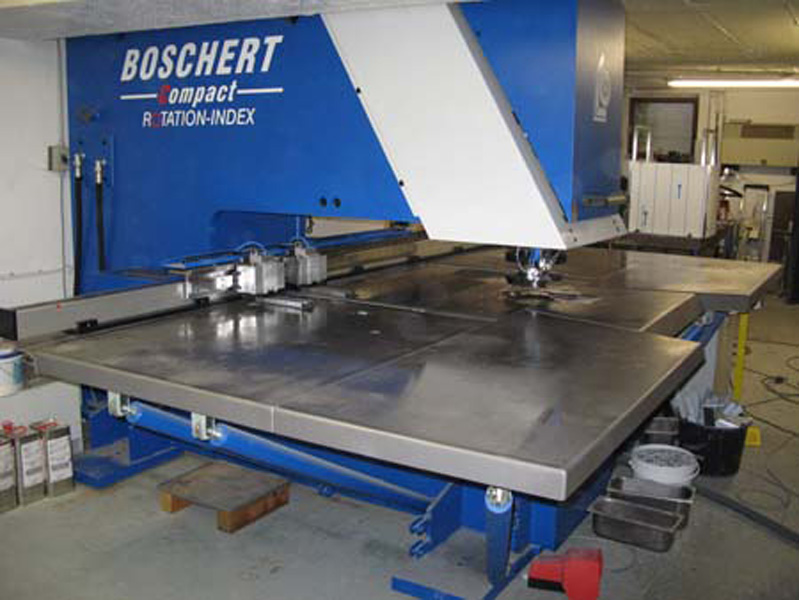 Punching technology / Retsch Maschinen GmbH