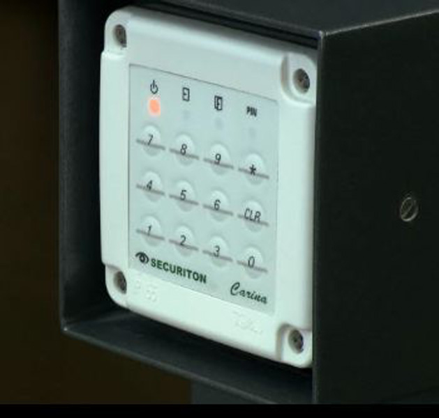 Urządzenia kontroli dostępu