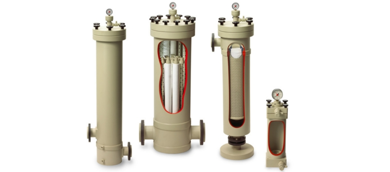 Filtrazioni per liquidi