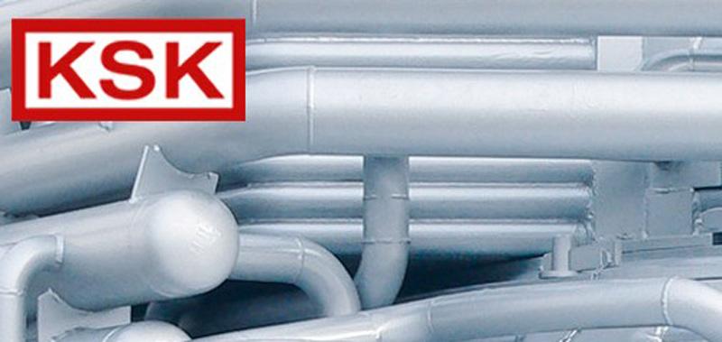 排気ガス冷却システム