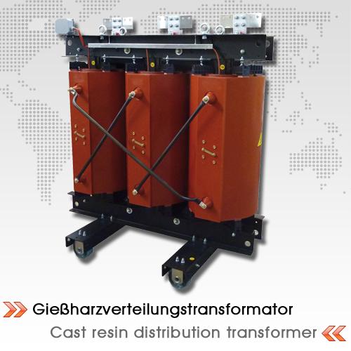 Transformadores de potência / RUHSTRAT GmbH