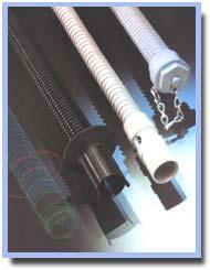 Tubos de plástico en forma de espiral / VACUFLEX Hoses and Ducting (Germany) GmbH