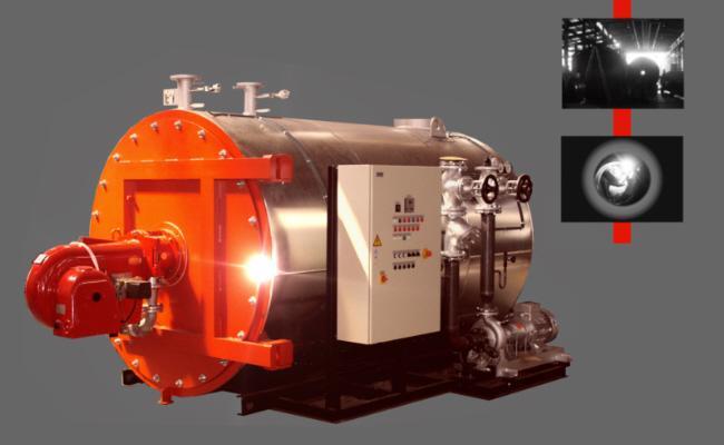 Instalaciones de transmisión de calor