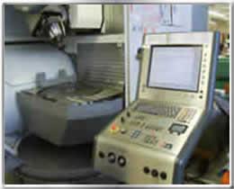 CNC 밀링 부품