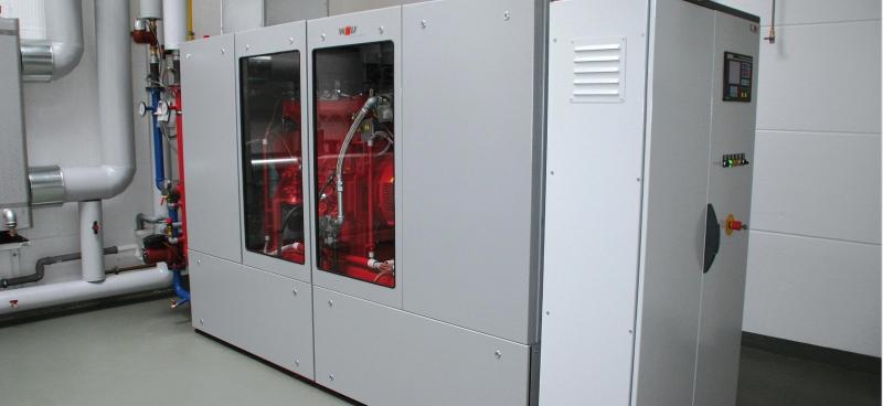 Centrales thermiques en montage bloc