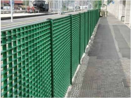 Impianti di recinzioni di sicurezza