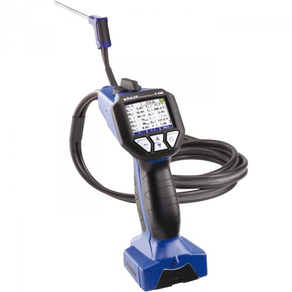 Smoke Gas Analysis Apparatus