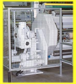 Defensas para máquinas para carpintería
