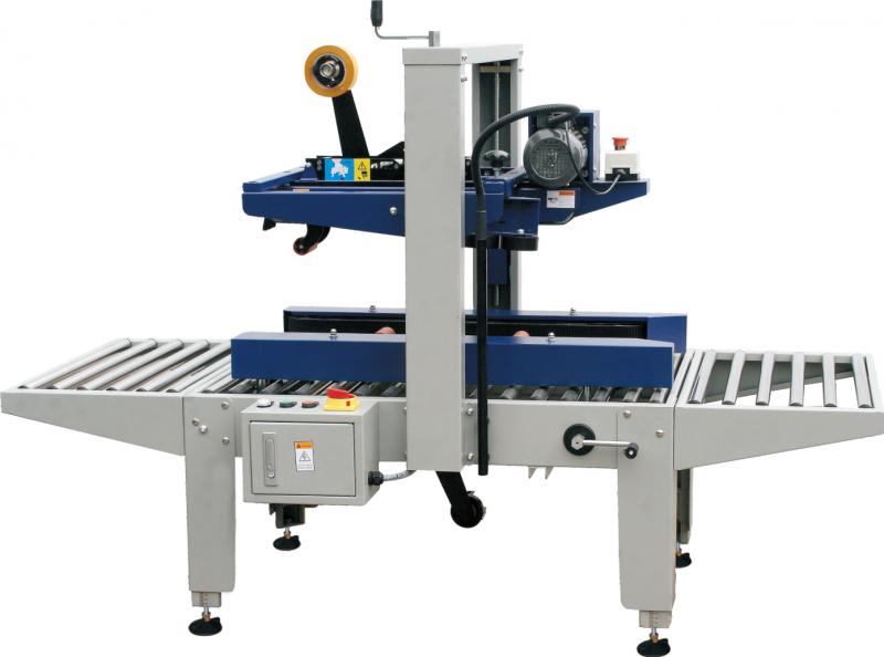 Stroje na uzavírání láhví