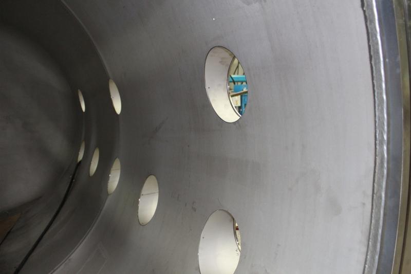 圧力タンク製造