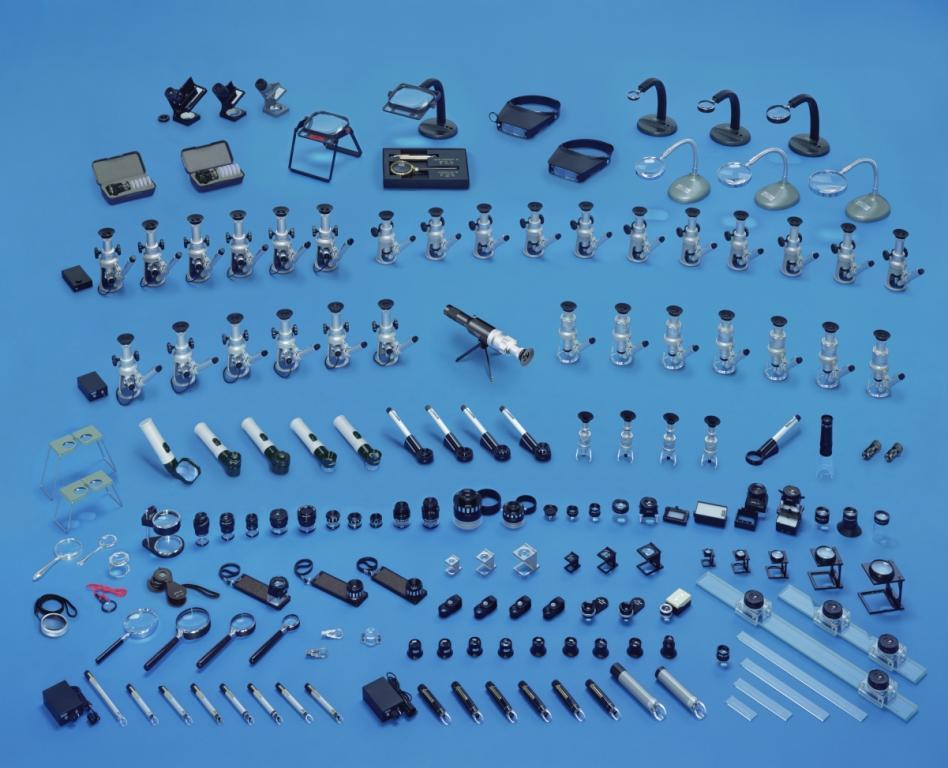Microscopes de poche