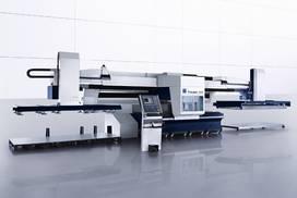 Máquinas de corte de chapa / TRUMPF GmbH + Co. KG (Holding)