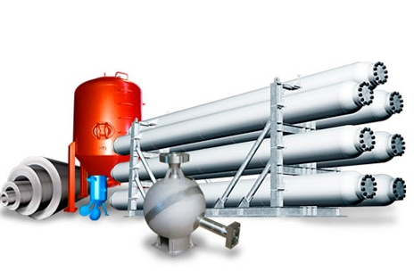 Hochdruckbehälter / EFEREST GmbH