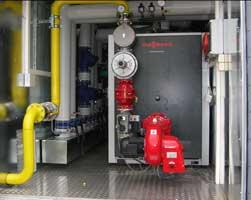 Container di riscaldamento