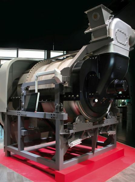 Máquinas de cozedura/torrefacção