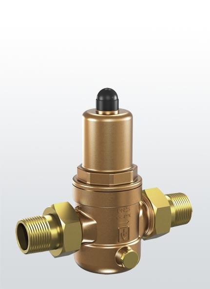 Riduttore di pressione per membrane
