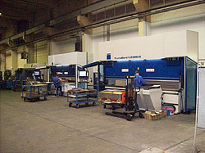 CNC面取り加工