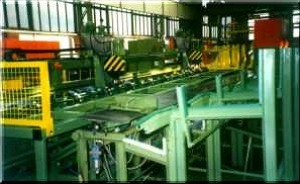 Installations de scies